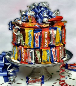 Candy Bouquets Mandies Baskets